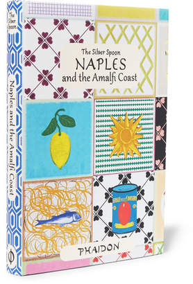 Phaidon The Silver Spoon: Naples And The Amalfi Coast Hardcover Book