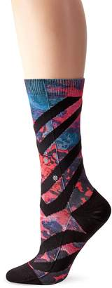 Stance Women's Alien Acid Tomboy Light Crew Sock