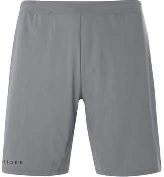 Castore CASTORE - Reuben Stretch-Shell Shorts - Men - Gray