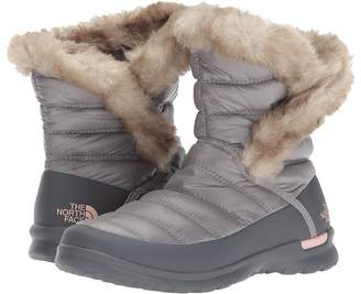 The North Face ThermoBall Microbaffle Bootie II Women's Pull-on Boots