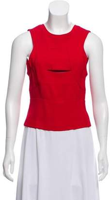 Narciso Rodriguez T26 Sleeveless Crew Neck