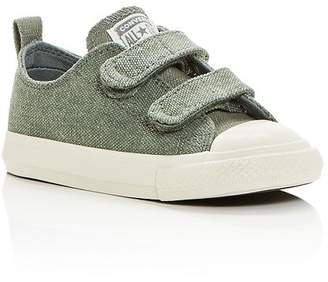 Converse Unisex Chuck Taylor All Star 2V Low-Top Sneakers - Walker, Toddler