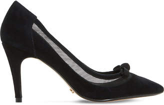 Dune Blume suede courts