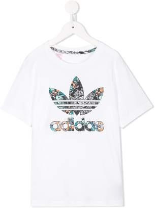 adidas Kids Zoo short-sleeve T-shirt