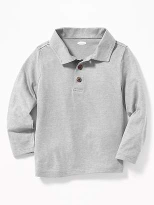 Old Navy Jersey Polo for Toddler Boys