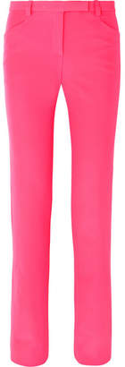 Versace Neon Cady Straight-leg Pants
