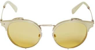 Valentino Cat-Eye Sunglasses
