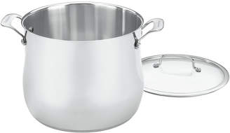 Cuisinart Contour 12-qt. Stainless Steel Stock Pot with Lid