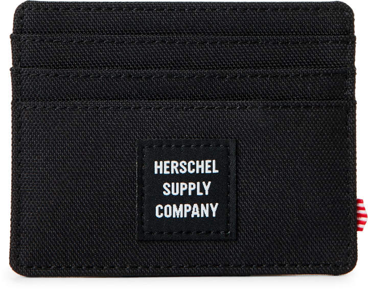 Herschel Black Felix Card Case