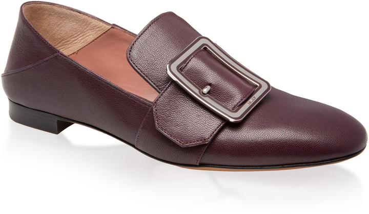 BallyBally M'O Exclusive: Janelle Buckle Slipper