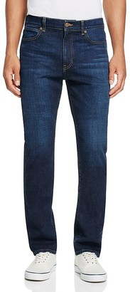 Vineyard Vines Sound Straight Fit Jeans in Nautical Navy $98.50 thestylecure.com