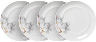 Mikasa Set of 4 Dinner Plates