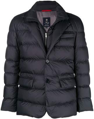 Fay short padded jacket