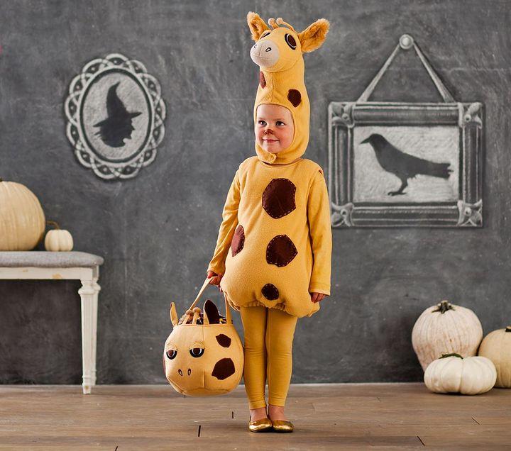 Pottery Barn Kids Giraffe Costume