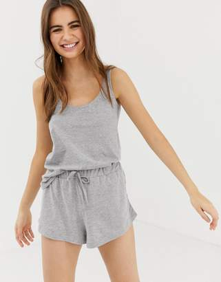 Asos Design Mix & Match Pyjama Vest