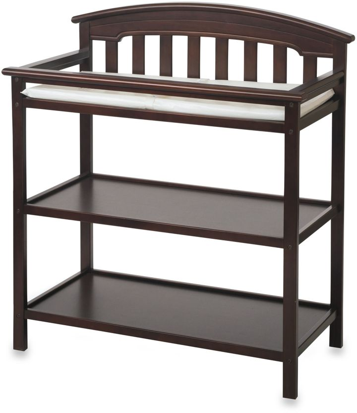 Child CraftChild CraftTM Wadsworth Changing Table in Cherry