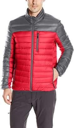 ZeroXposur Men's Relay Packable Sweater Down