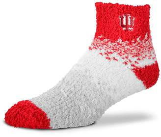 For Bare Feet Women's Indiana Hoosiers Marquee Sleep Socks