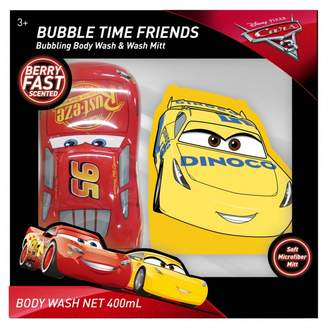 Disney Bubble Time McQueen Body Wash & Mitt 2 pack