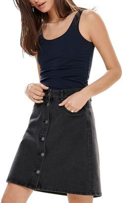 Only Farrah Denim Skirt