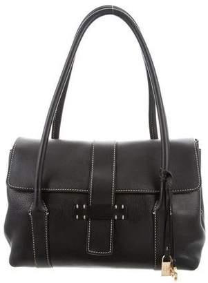Loro Piana Dandy Leather Bag