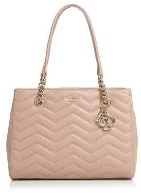 Kate Spade Reese Park Courtnee Medium Leather Shoulder Bag