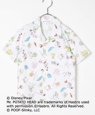 GLOBAL WORK (グローバル ワーク) - 【キッズ】Disney、Disney・Pixar/カイキンシャツ