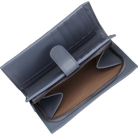 Bottega Veneta Intrecciato leather wallet