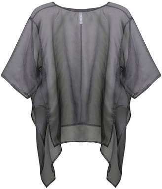 The Celect sheer oversized T-shirt
