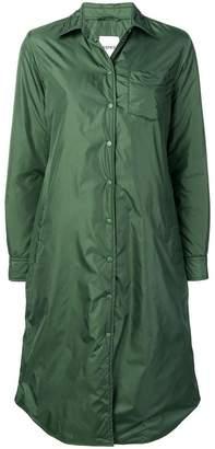Aspesi long buttoned raincoat