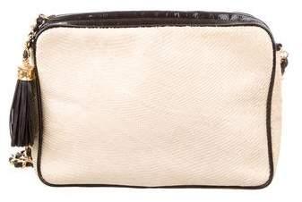 Chanel Raffia Camera Bag