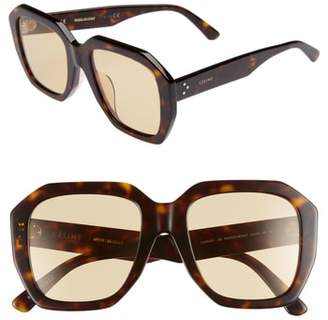 53mm Square Photochromic Sunglasses