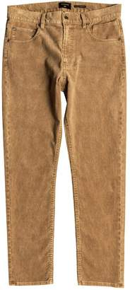 Quiksilver Kracker Corduroy Pant - Men's