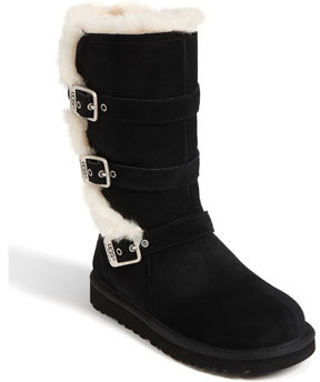 Toddler Girl's Ugg 'Maddi' Boot $159.95 thestylecure.com