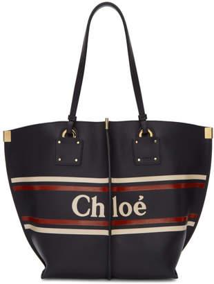 Chloé (クロエ) - Chloe ブラック ミディアム Vick トート