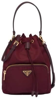 559e541c1fdf at Orchard Mile · Prada Fabric Shoulder Bag