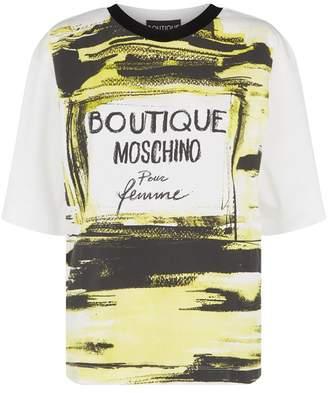 Moschino Perfume Bottle T-Shirt
