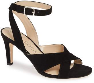 Sole Society Cassidea Ankle Strap Sandal
