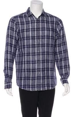 Michael Kors Linen Woven Shirt