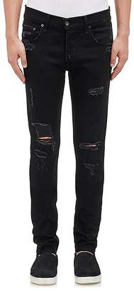 Rag & Bone Men's Fit 0 Distressed Skinny Jeans