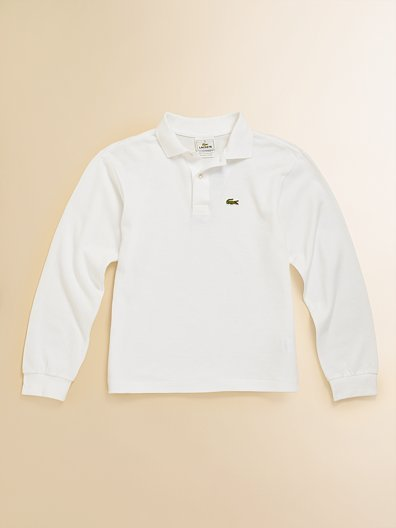Lacoste Toddler's & Little Boy's Classic Pique Polo