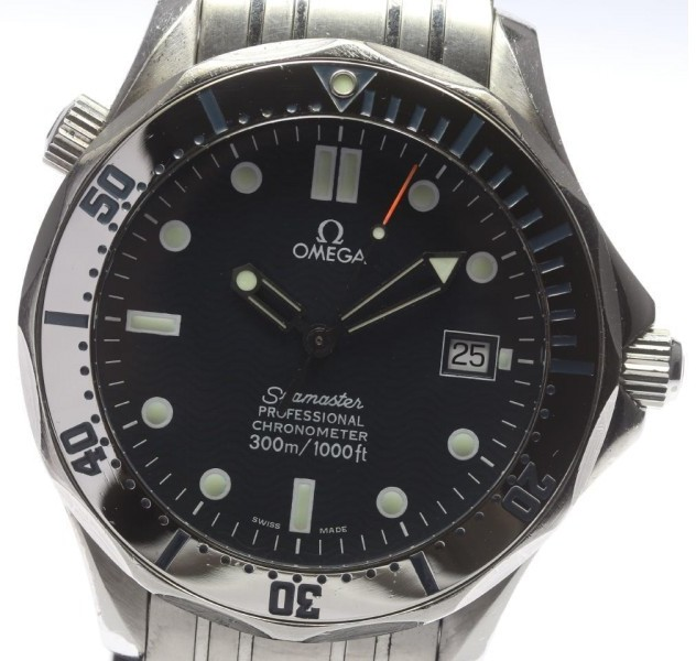 Omega Omega Seamaster Professional 300 2532.80 Stainless Steel Automatic 41mm Mens Watch