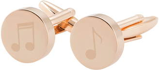 Cathy's Concepts Music Notes Cuff Links