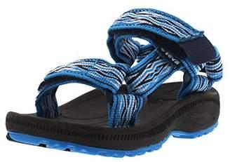 Teva T Hurricane 2, Boys' Hiking Sandals,(19 EU) (4 US)