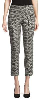 Context Geometric-Print Pants