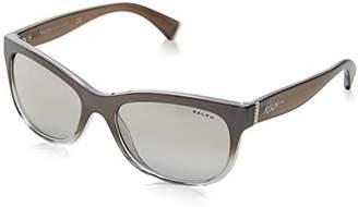 Ralph Lauren Ralph by Women's 0ra5233 Rectangular Sunglasses