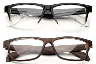 174f5282ea61 clear IG Lens Newbee Fashion - IG Unisex Lens Plastic Fashion Glasses