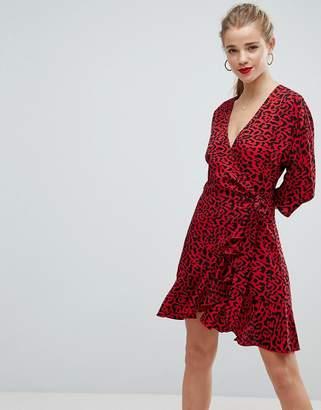 Asos Animal Print Dresses - ShopStyle UK 15cd08b08