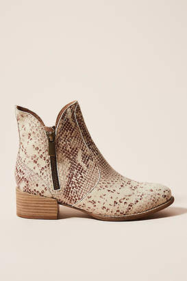 Seychelles Side Zip Ankle Boots