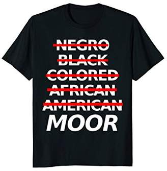 "American Apparel Moorish Moor "" Tee Shirt - Official"